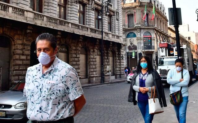 México supera las 75 mil muertes por COVID-19; suman 715 mil 457 casos confirmados - Ciudad de México coronavirus COVID-19