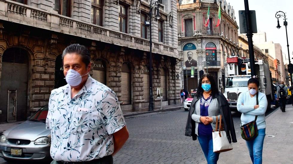Sheinbaum afirma que uso de cubrebocas disminuye casos de COVID-19 en CDMX - Ciudad de México coronavirus COVID-19