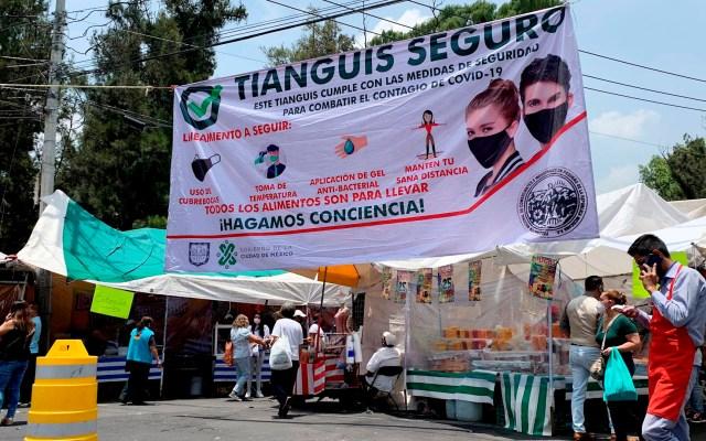 Descartan que la Ciudad de México pase a Semáforo Verde de riesgo por COVID-19 - Ciudad de México Semáforo Verde coronavirus COVID-19