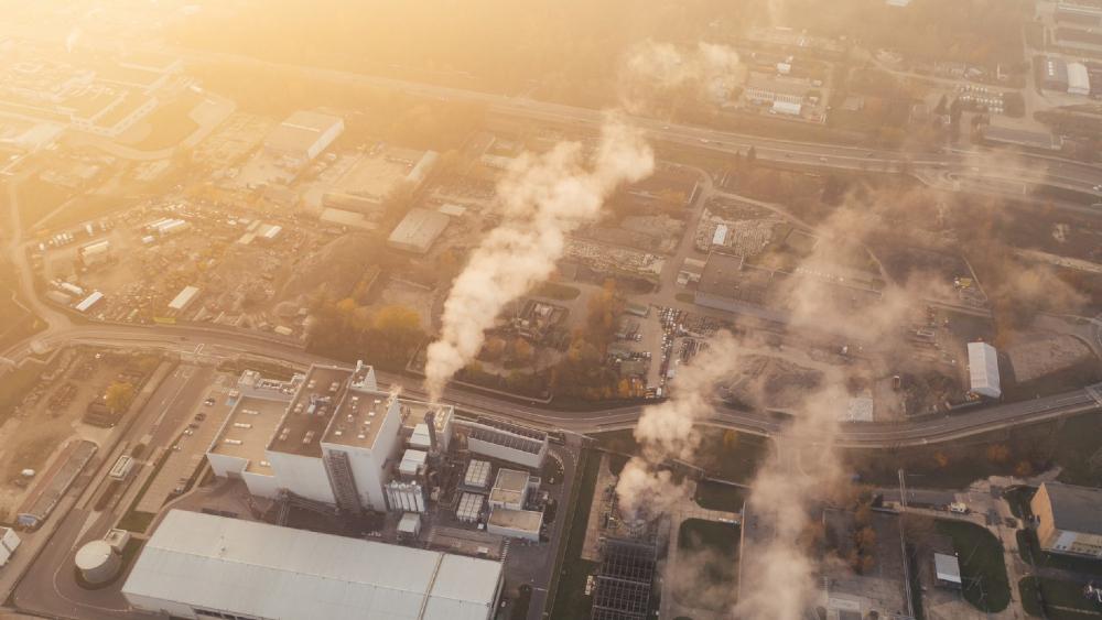 Temperatura global puede tardar décadas en responder a medidas mitigadoras: estudio - Foto de Marcin Jozwiak para Unsplash