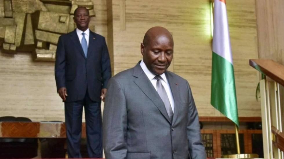 Dimite vicepresidente de Costa de Marfil tras muerte de primer ministro - Foto de @ReginaSondoM