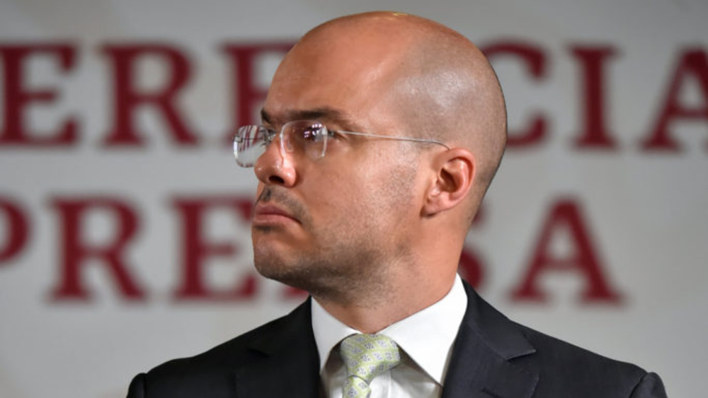 David León Romero no asumirá coordinación de distribución de medicamentos hasta no aclarar investigación por videoescándalo - Foto de lopezobrador.org.mx