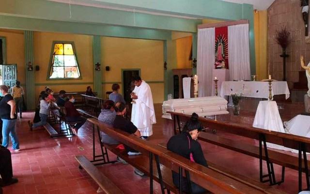 Despiden con misa a jóvenes asesinados en centro de rehabilitación de Irapuato - Despiden con misa a jóvenes asesinados en centro de rehabilitación de Irapuato