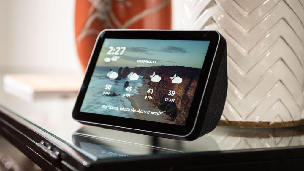 Alexa de Amazon permite crear 'skills' sin saber código - Dispositivo Alexa de Amazon