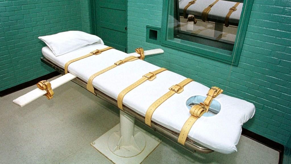 Corte Suprema de Estados Unidos autoriza primeras ejecuciones federales en 17 años - ejecución Estados Unidos