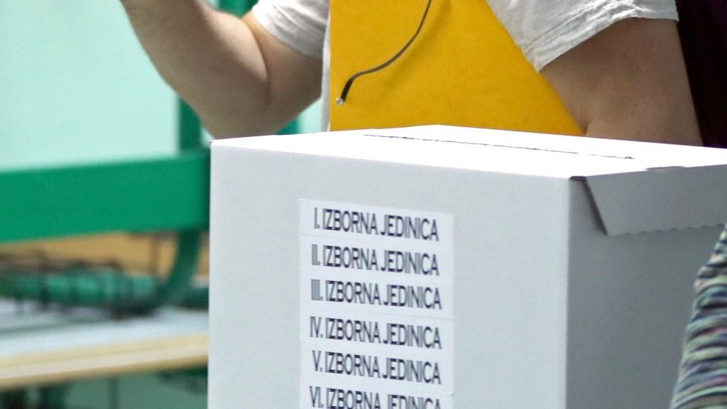 Recuento parcial confirma victoria de los conservadores en elecciones en Croacia - Elecciones Croacia votos elecciónElecciones Croacia votos elección