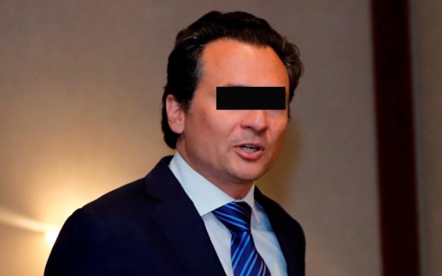 Lozoya solicita 'criterio de oportunidad' a la FGR; evitaría ir a la cárcel - Foto de EFE