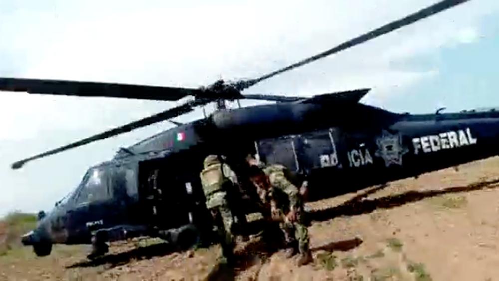 Cinco muertos tras enfrentamiento entre CJNG y Guardia Nacional en Michoacán - Captura de pantalla