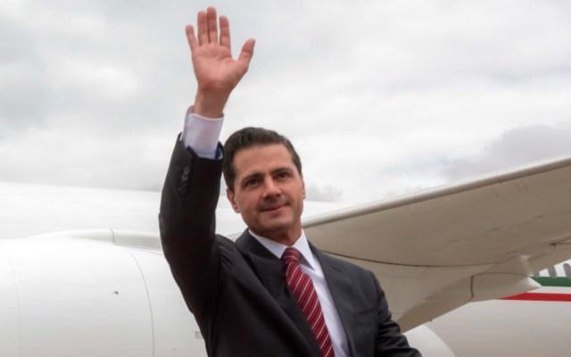 No había posibilidades de que Peña Nieto no conociera desvíos de dinero público, asevera Santiago Nieto - Foto de Presidencia de la República