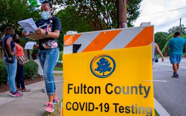 """Casa Blanca clasifica 18 estados como """"zonas rojas"""" por COVID-19 - Estados Unidos coronavirus COVID-19"""