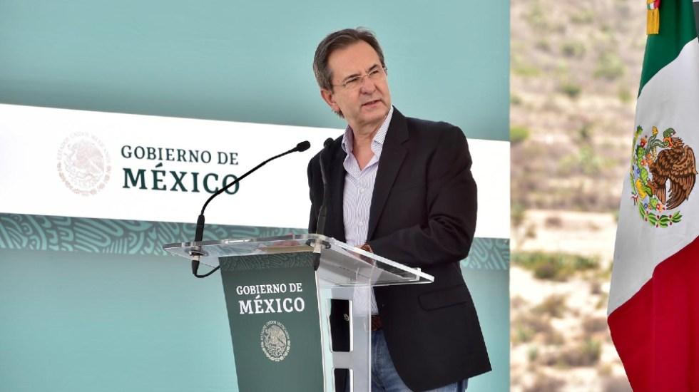 Esteban Moctezuma será el nuevo embajador de México en Estados Unidos - Foto de lopezobrador.org.mx