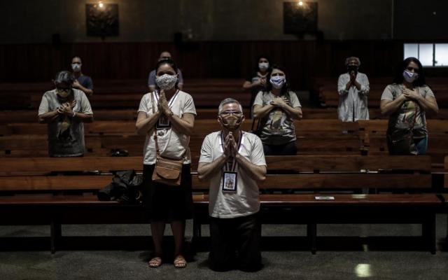 Brasil supera los mil fallecidos diarios por quinto día consecutivo - Foto de EFE.