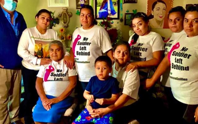 Familia de la soldado Vanessa Guillén se reunirá con Donald Trump