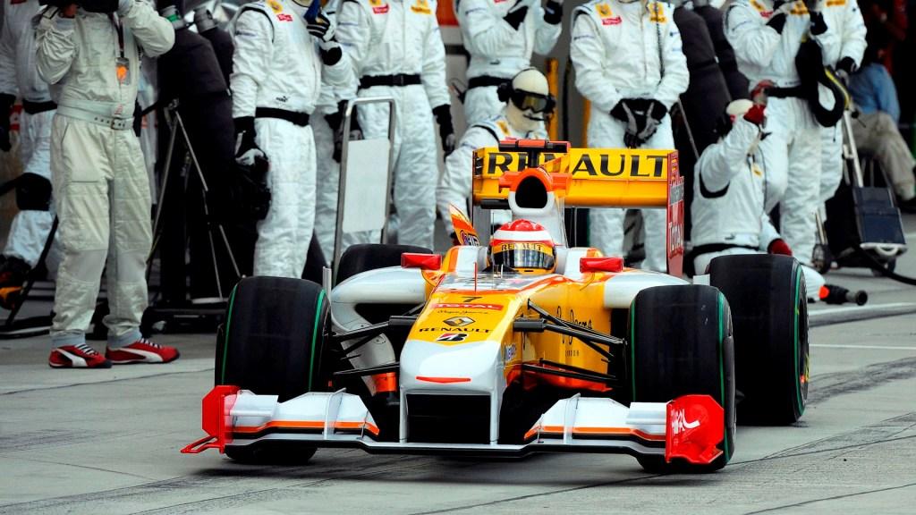 Fernando Alonso regresa a la Fórmula Uno de la mano de Renault - Fernando Alonso Renault