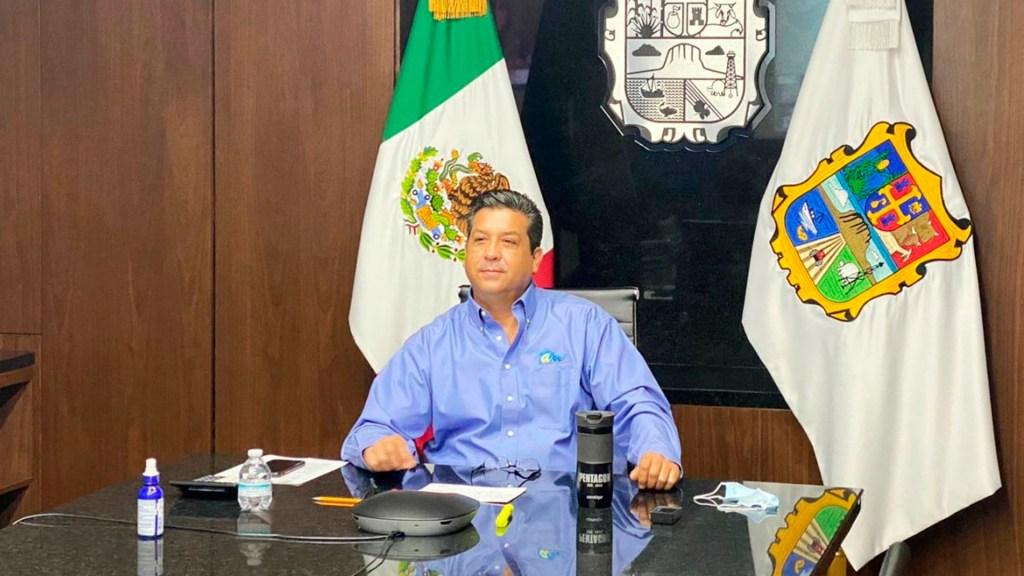 Francisco García Cabeza de Vaca, gobernador de Tamaulipas, da positivo a COVID-19 - Francisco García Cabeza de Vaca coronavirus COVID-19