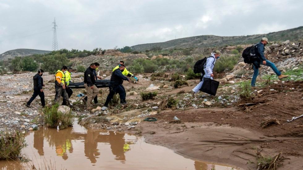 Paso de Hanna en México deja tres muertos y cuatro desaparecidos, confirma Protección Civil - Foto de EFE