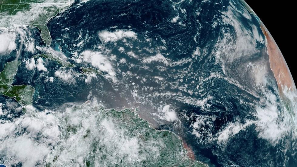 Prevén que Hanna provocará lluvias intensas en el noreste de México - Hanna y Gonzalo tormentas