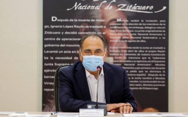 Índices delictivos en Guerrero van a la baja, confirma Astudillo - Foto de Twitter Héctor Astudillo
