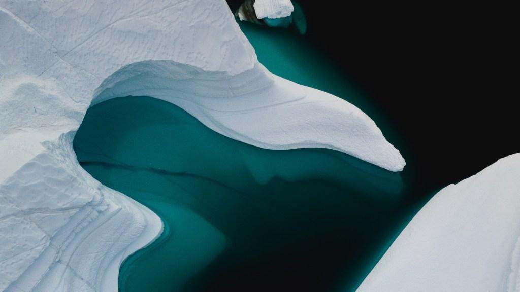 Calentamiento global elevaría hasta 13 metros el nivel del mar - Hielo mar nivel del mar ciencia calentamiento