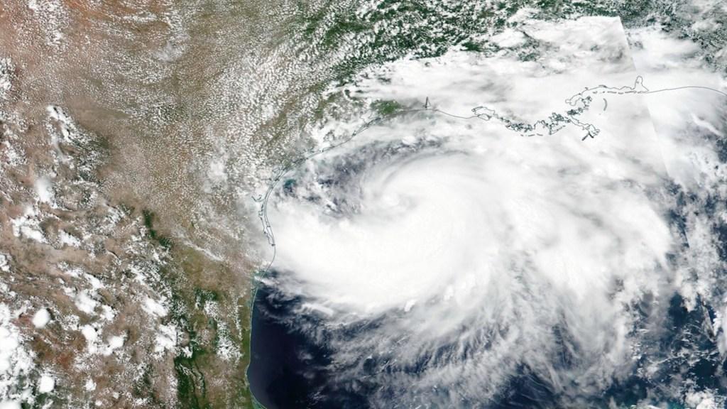 Alerta en Tamaulipas, NL y Coahuila por lluvias que dejará el huracán Hanna - Foto de NHC
