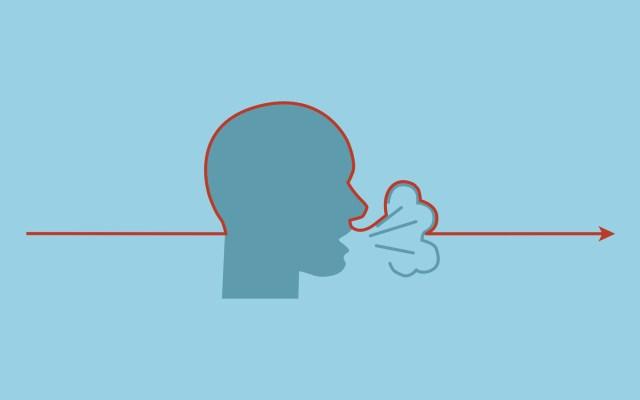 Mexicanos desarrollan algoritmo para identificar COVID-19 a través de la tos - Ilustración de persona tosiendo. Foto de United Nations COVID-19 Response / Unsplash