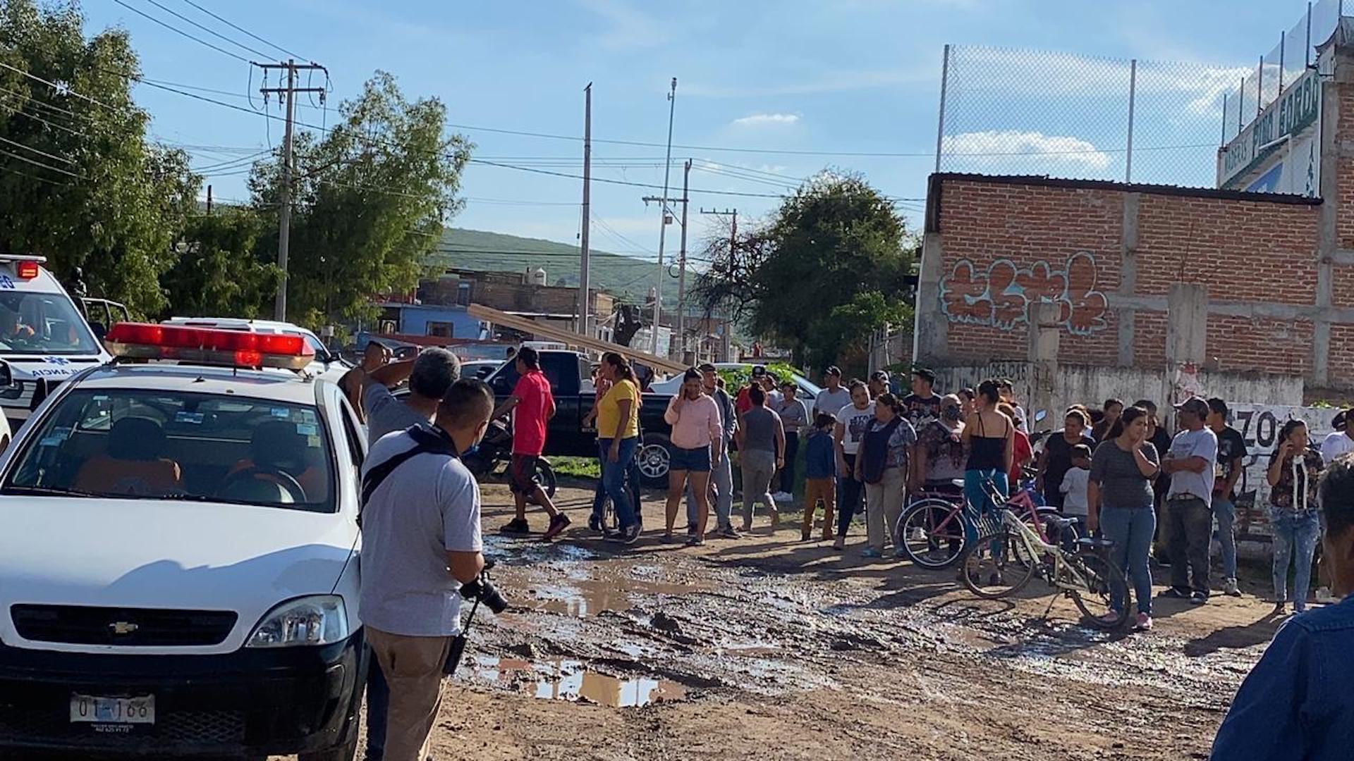 Ejecutan a 24 personas en centro de rehabilitación — Masacre en Irapuato