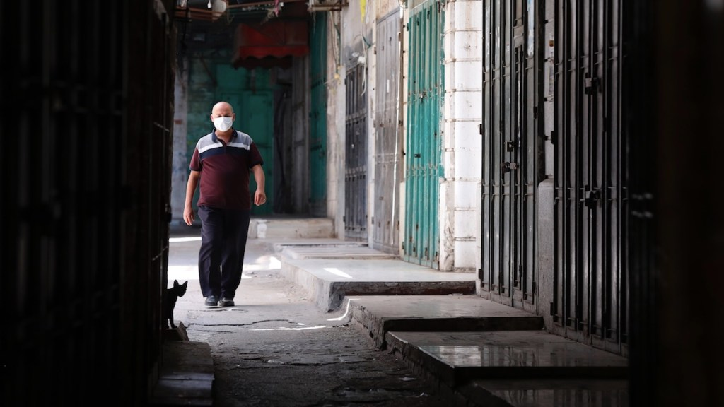 Israel impone nuevas medidas ante incremento en casos de COVID-19 - Foto de EFE