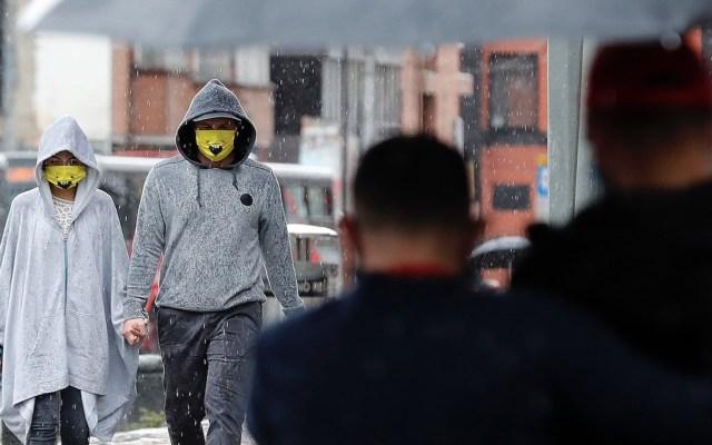 Multas de casi 26 mil pesos en Italia por no usar cubrebocas en lugares públicos - Foto de EFE