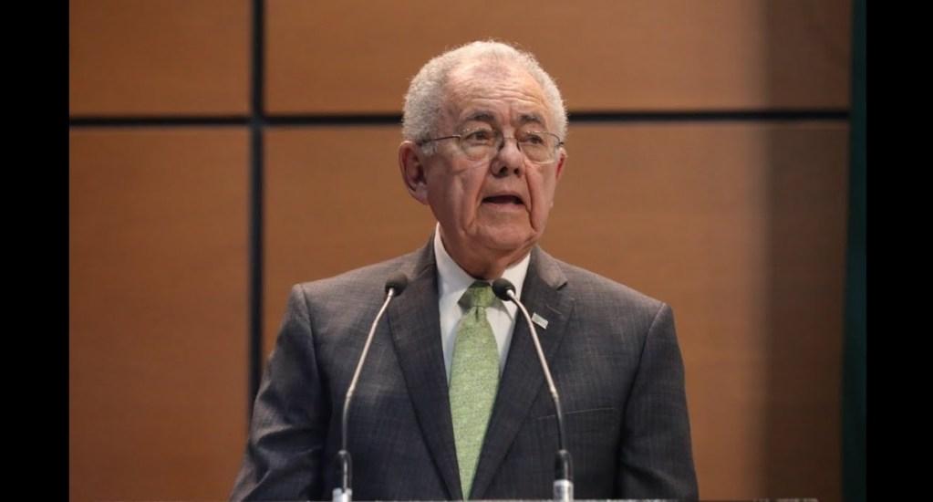 Javier Jiménez Espriú renuncia a la Secretaría de Comunicaciones y Transportes - Javier Jiménez Espriú