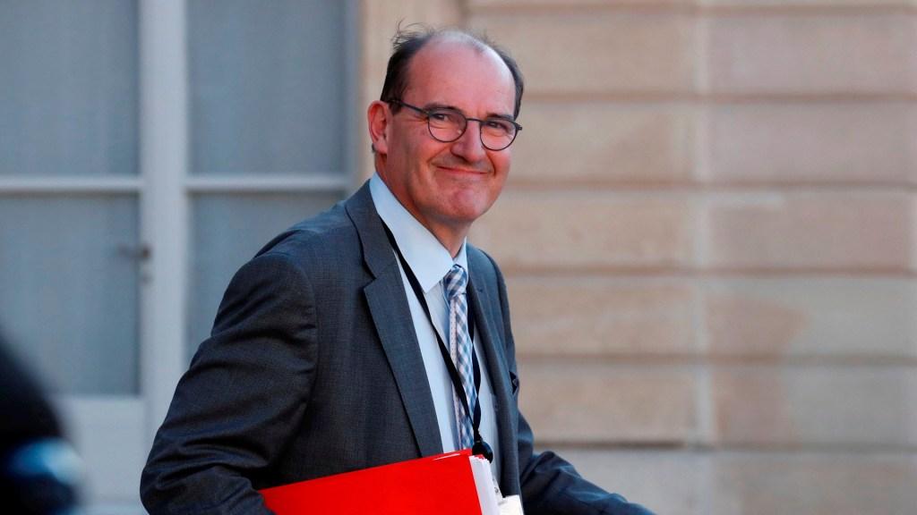 Jean Castex será nuevo primer ministro de Francia tras designación de Macron - Jean Castex primer ministro Francia
