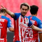 Chivas derrota a Mazatlán y pasa a semifinal en la Copa por México - Foto de EFE