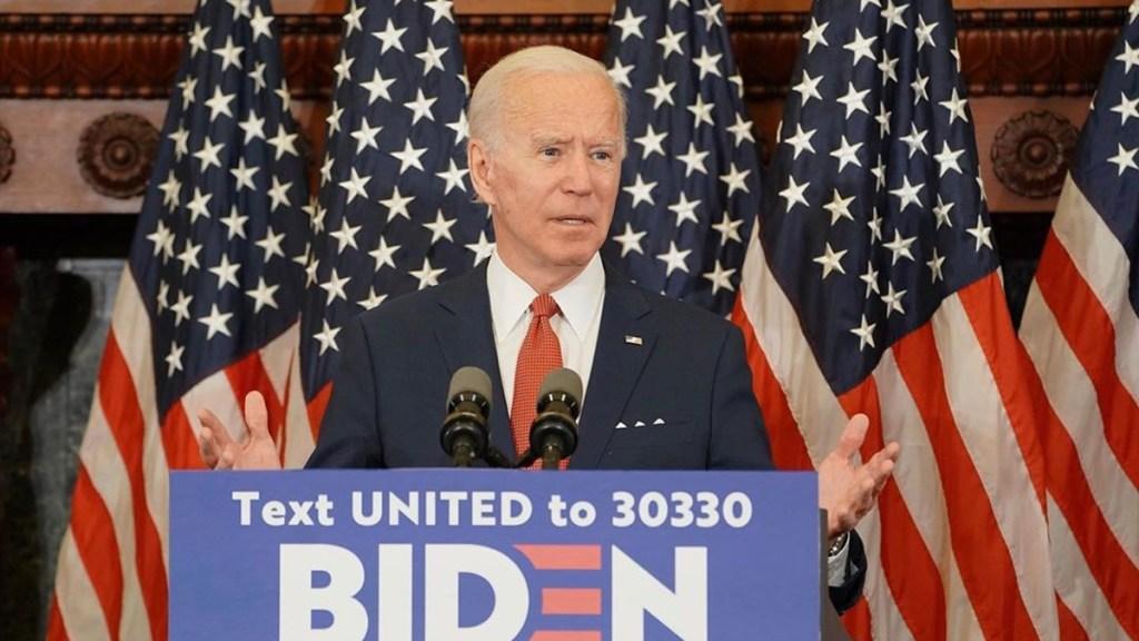 México, amigo indispensable para Joe Biden en su plan para Latinoamérica - Joe Biden en campaña. Foto de @joebiden