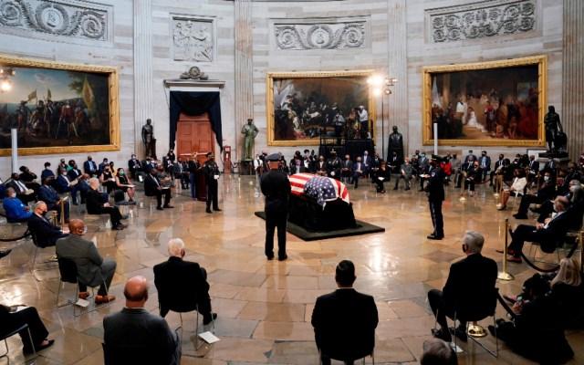 EE.UU. rinde honores al histórico luchador por los derechos civiles John Lewis - Foto de EFE
