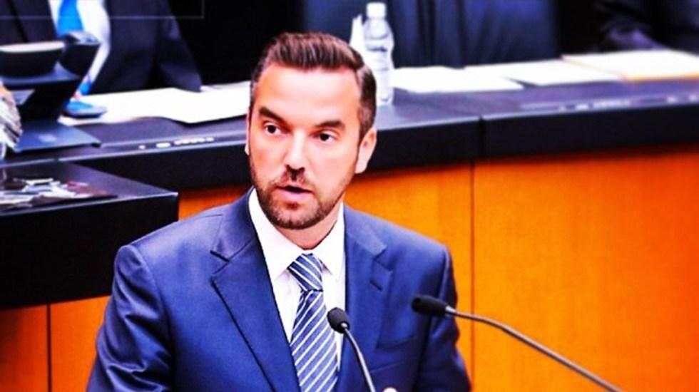 Jorge Luis Lavalle rechaza sobornos por reforma energética - Jorge Luis Lavalle