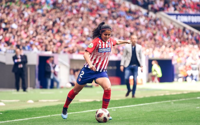 Kenti Robles es la primera mexicana en el Real Madrid Femenil - Kenti Robles futbol femenil