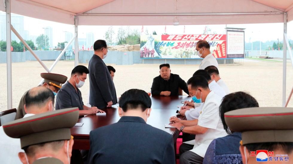 Corea del Norte detecta su primer posible caso de COVID-19 - Foto de EFE