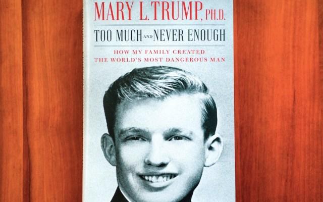 Sobrina de Trump, autora de un libro sobre el presidente, cree que su tío debe dimitir - Foto de EFE