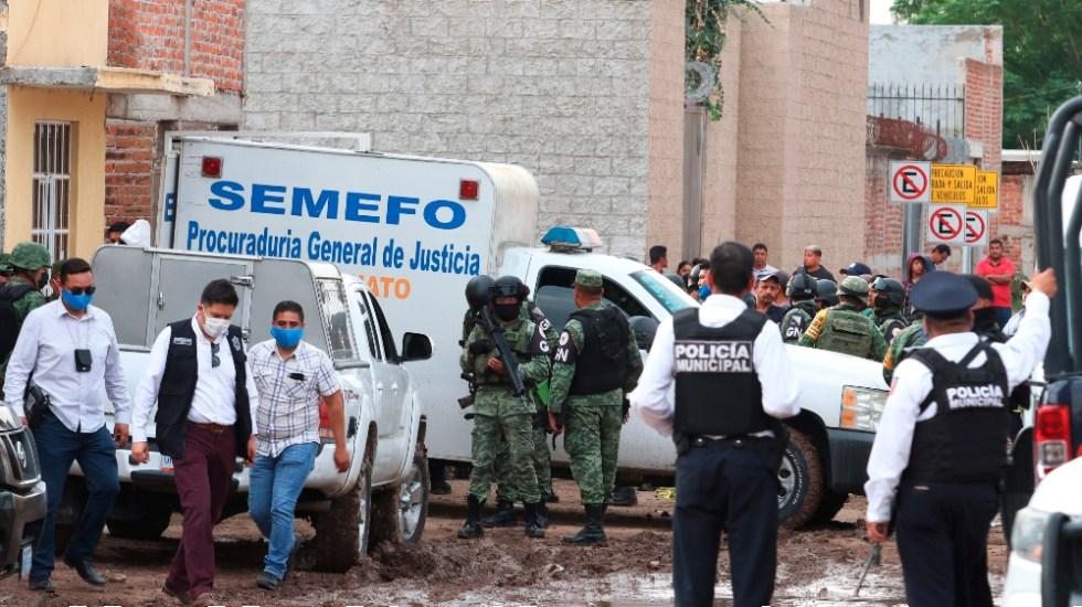 Suman 72 mil 887 homicidios dolosos en lo que va del sexenio de AMLO - Foto de EFE / Archivo