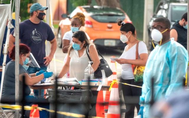 Segundo día consecutivo con récord de muertes por COVID-19 en Florida - Foto de EFE