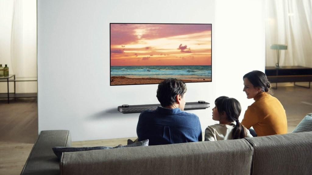 Tecnología OLED, la perfección de la imagen - Foto de LG
