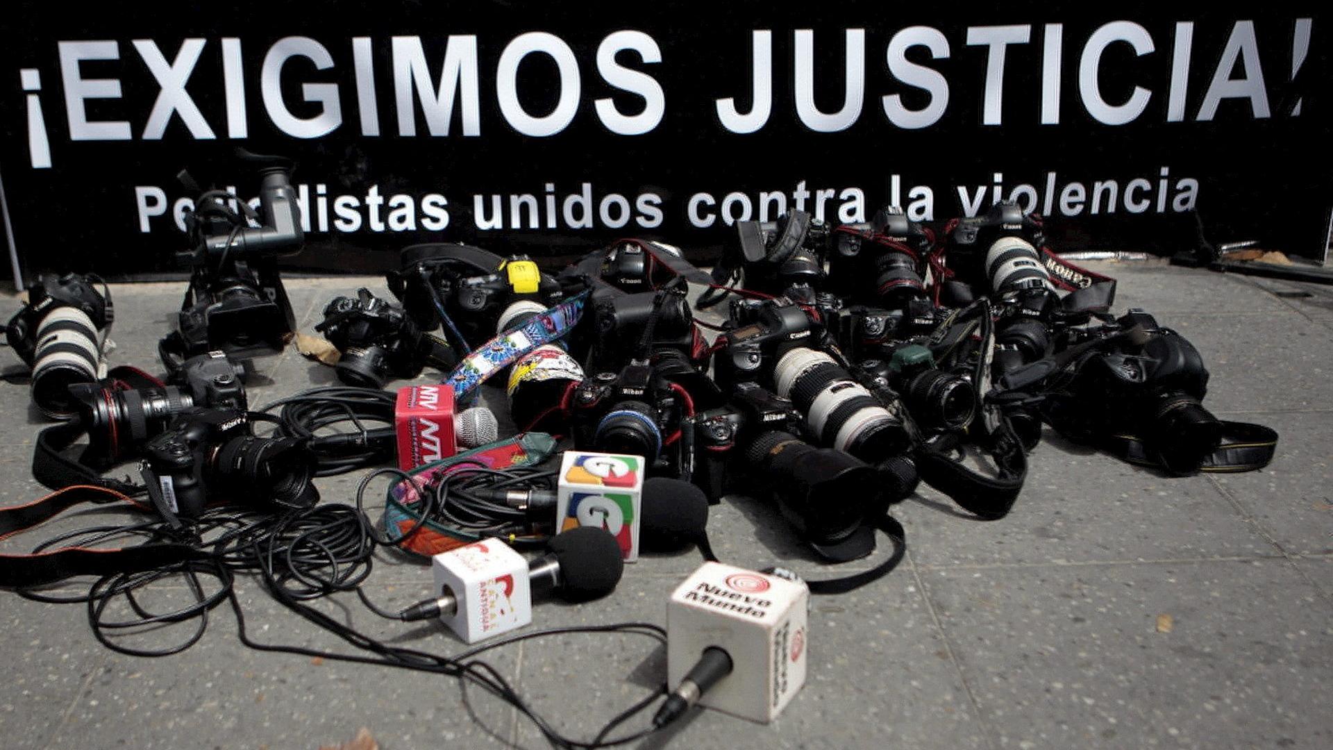 Periodistas violencia periodismo