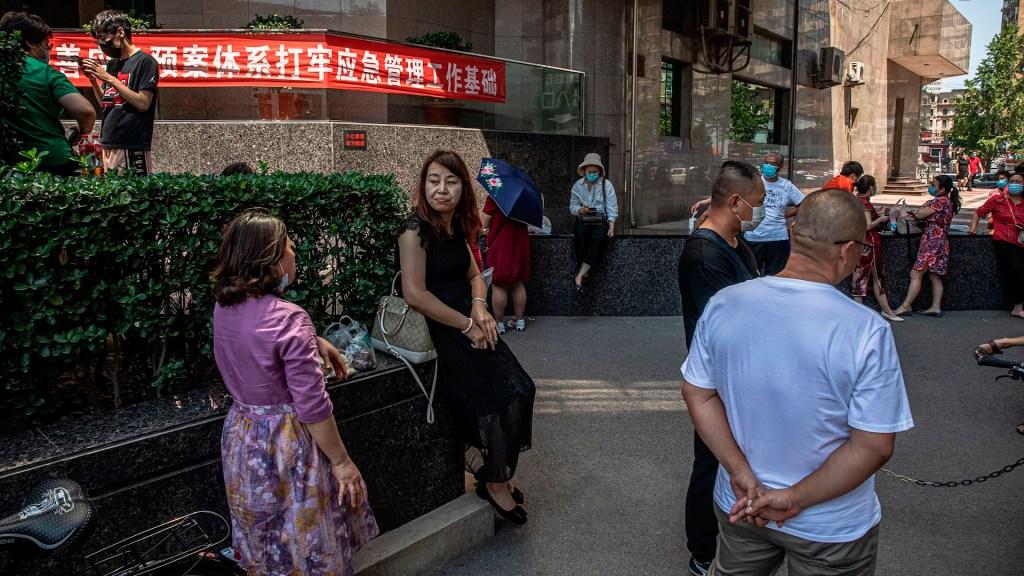 """Peste bubónica no representa un """"riesgo alto"""" en China, asegura la OMS - peste China"""