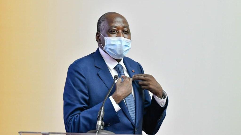 Muere el primer ministro de Costa de Marfil a los 61 años - Primer ministro de Costa de Marfil. Foto de @AmadouGon