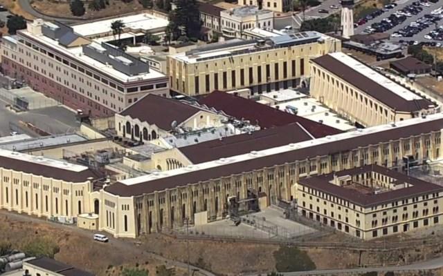Brote de COVID-19 en cárcel de San Quintín mantiene en alerta a San Francisco - Prisión de San Quintín. Foto de ABC News