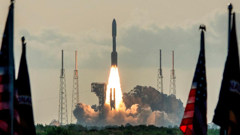 Comienza la búsqueda de vida en otros planetas con el nuevo rover de Marte - Foto de EFE
