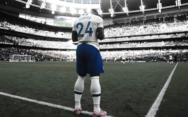Matan de un disparo al hermano de Serge Aurier, lateral del Tottenham - Serge Aurier, lateral del Tottenham