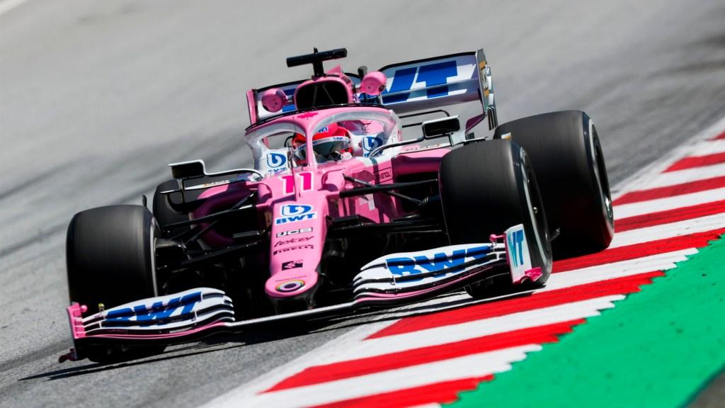 No es el puesto de salida que quería pero lo intentaremos: 'Checo' Pérez previo a GP de Estiria - sergio perez, racing point