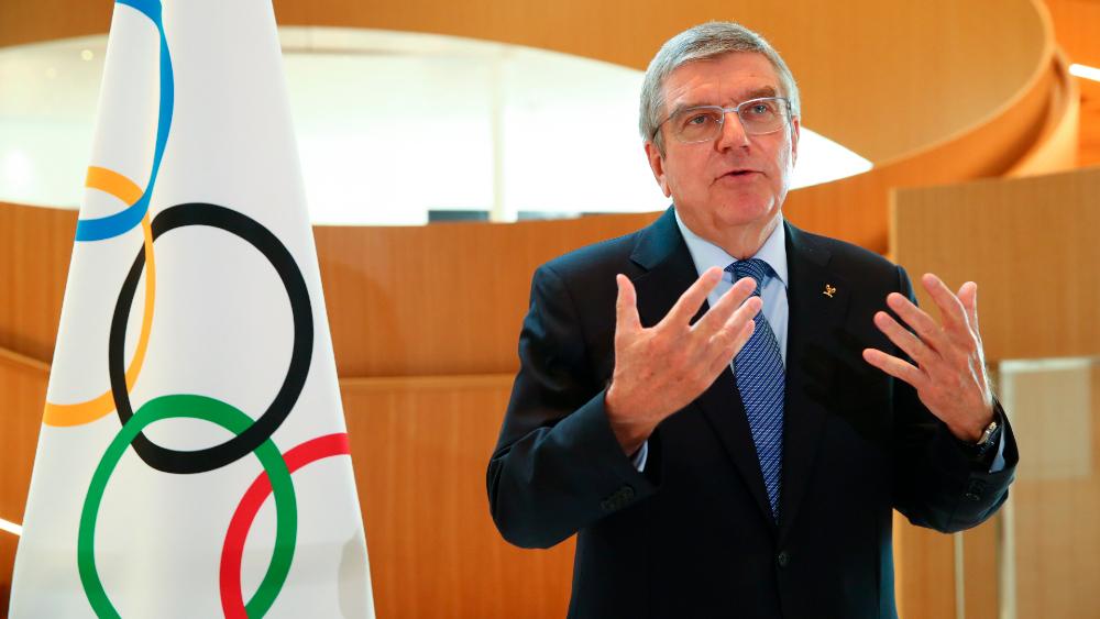 Thomas Bach abre sesión del COI con anuncio de que optará a la reelección - Foto de EFE