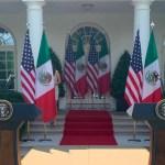 López Obrador realiza visita de trabajo a Washington - Visita de AMLO a Estados Unidos