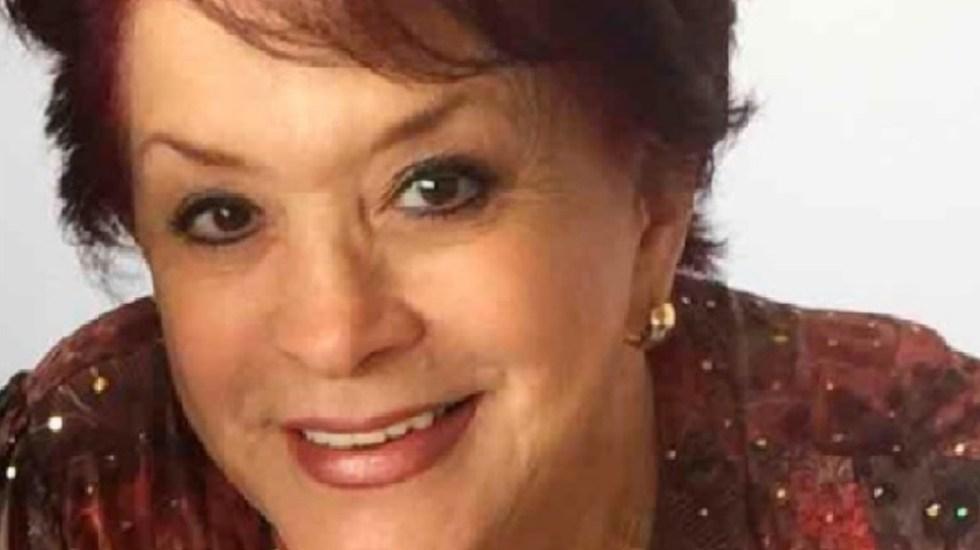 La actriz Cecilia Romo supera el COVID-19, pero sufre infarto - Foto de archivo.